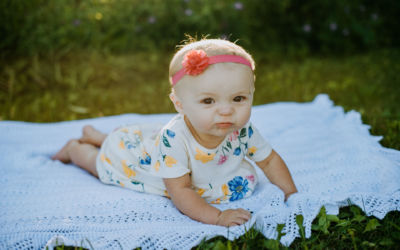 Aubrey|Lifestyle 6 Month Milestone